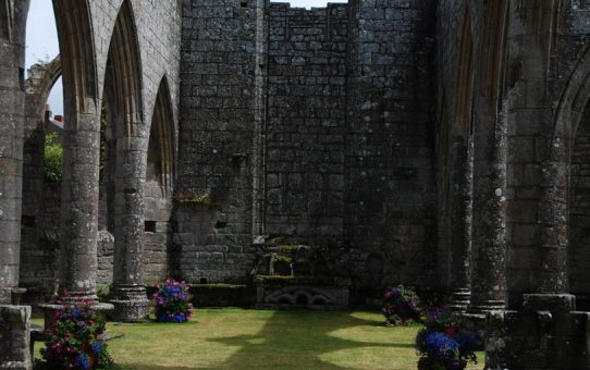La chapelle Notre-Dame-du-Mûrier à Batz-sur-Mer
