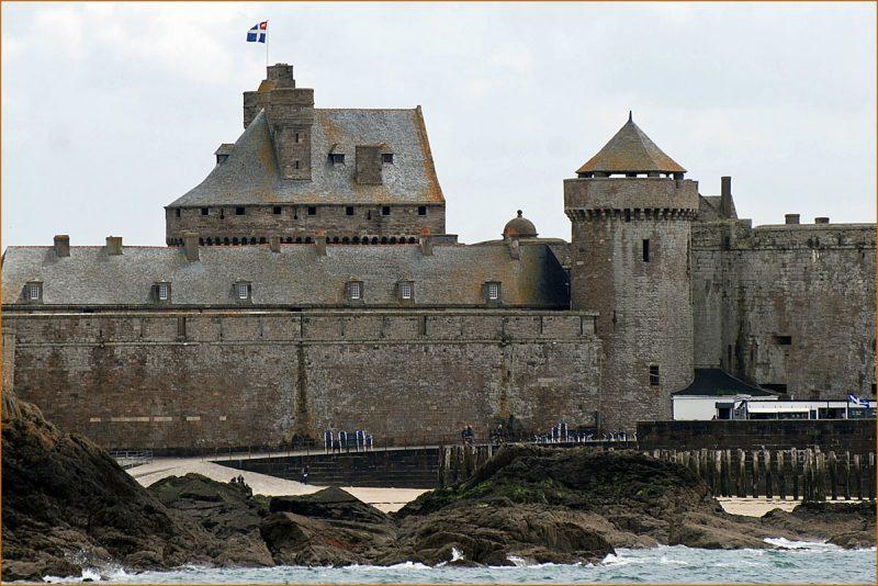 chateau de saint malo mairie musee