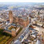 Cathédrale Notre Dame à Rodez
