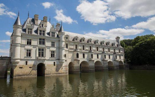 La grâce et l'élégance du Château de Chenonceau