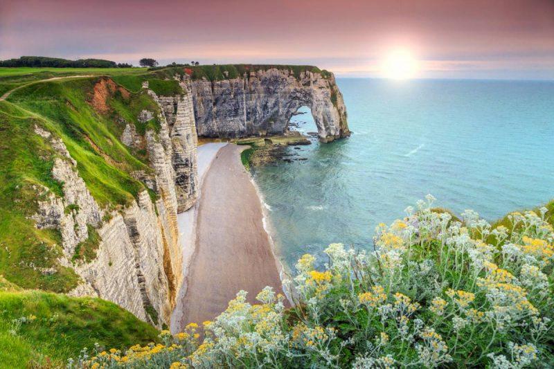 img tourisme et bien etre en normandie pour les velocyclistes