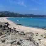 La plage paradisiaque de Saleccia en Corse du Nord