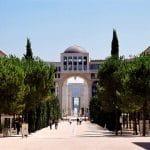 Quartier Antigone à Montpellier