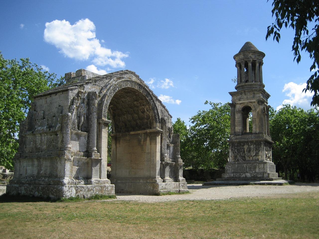 site-archeologique-st-remy-de-provence